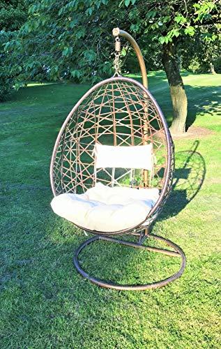 Garden Studio Stylish Hanging Egg Chair